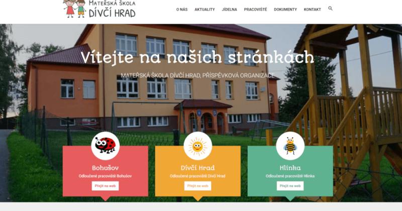 Mateřská škola Dívčí Hrad