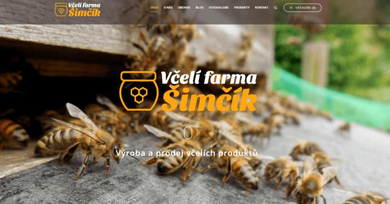 Včelí Farma Šimčík